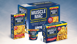 Muscle Mac Macaroni & Cheese