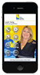 Leah Selig's SavvyCard for Associations Pro™ Mobile Web Application