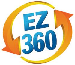EZ360 logo