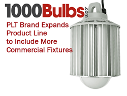 PLT Brand Expands Product Line to Include More Commercial Fixtures