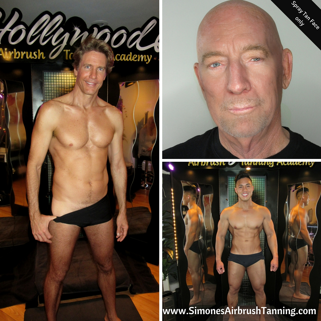 simone s airbrush tanning shares top reasons to get a spray tan why men should consider it