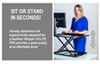 Stand Steady Responds To Recent News That Standing Desks and Stand up Work Stations Are Useless