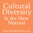 Cultural Diversity is the New Normal
