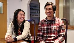 Language experts working on uTalk Dzongkha