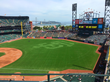 NGT Image of SF Giants Logo from Right Field Views