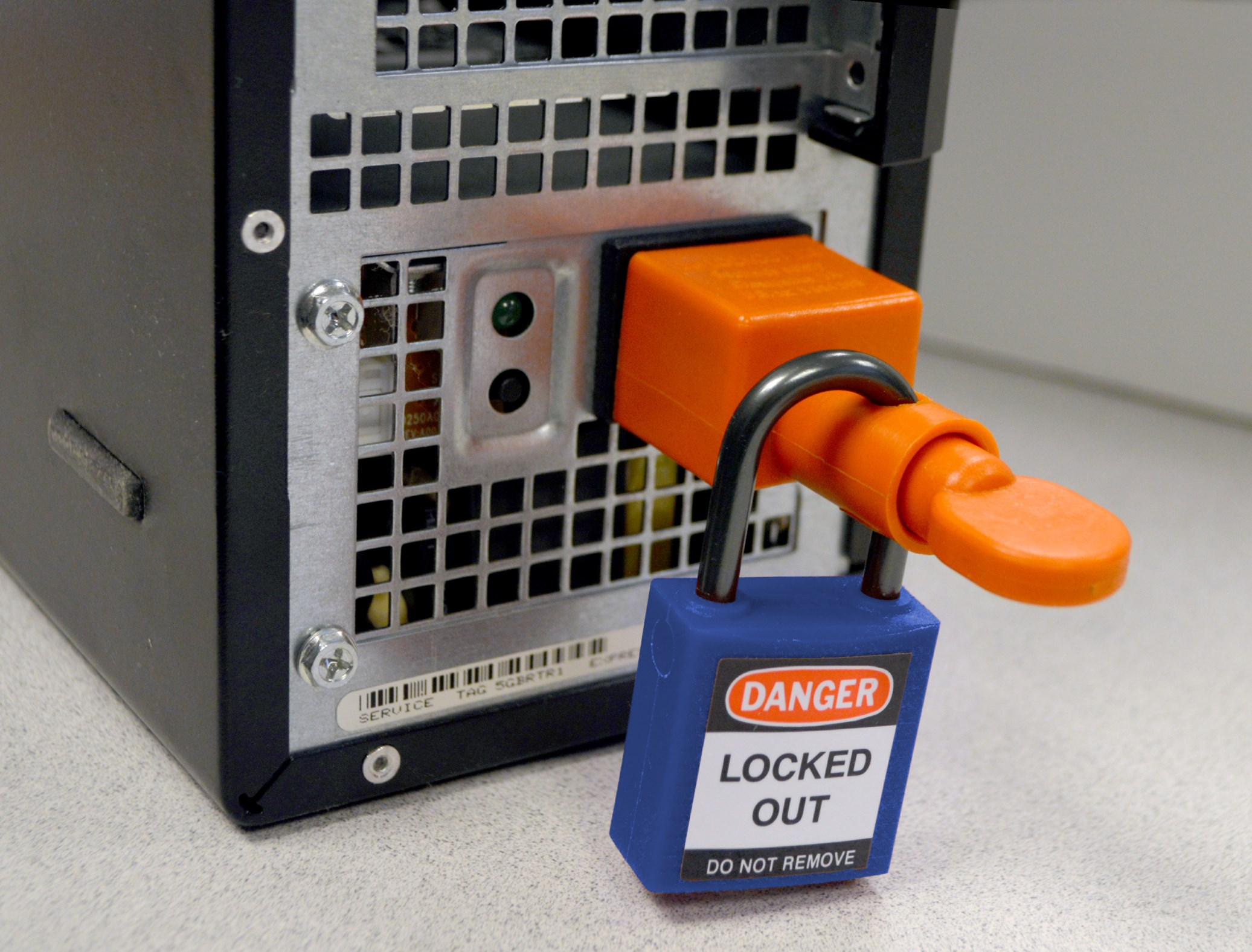 Brady Announces New Iec Electrical Plug Lockout Device