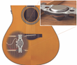Groundbreaking Yamaha TransAcoustic Guitar Generates Reverb and Chorus Without Need for External Effects or Amplification