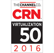 Liquidware Labs has been recognized on 2016 CRN Virtualization 50 list
