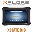 Group Mobile Announces Addition of the Xplore XSLATE D10 -- Fully Rugged Android Tablet