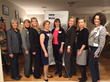The NAPW Merrimack Valley, MA women enjoying a great networking event in March.