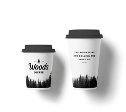 New Woods Coffee Logo