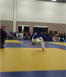 Kayla Harrison at the Senior Nationals 2016