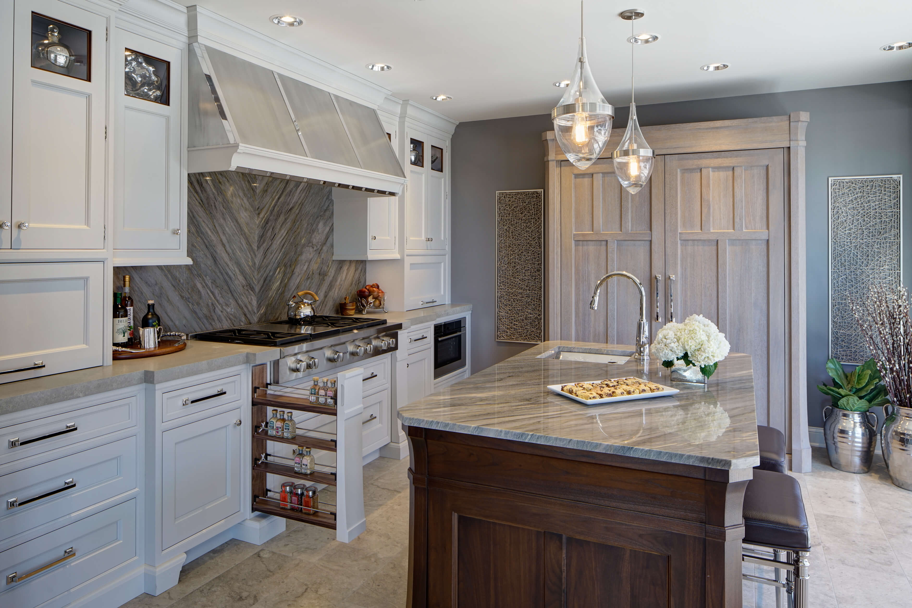 Drury Design Unveils Rutt Handcrafted Cabinetry Kitchen