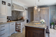 Rutt Cabinetry-Transitional Kitchen Design-Drury Design