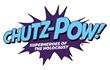 Chutz-Pow Superheroes of the Holocaust Volume 2 logo