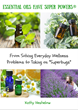 "New Aromatherapy Book, ""Essential Oils Have Super Powers®"", is Offered at No Cost for Two Days (Today and Tomorrow) in Kindle Format Through Amazon."
