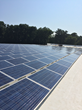 113 KW solar photovoltaic array installed by Renewvia Energy of Atlanta