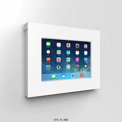 Slimline 12 tablet enclosure suitable for larger tablets like the iPad Pro 12.9""