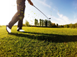 This golf invention  gives a new and interesting dimension to golf putting