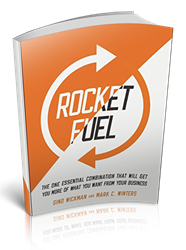 Rocket Fuel Business Leadership Book