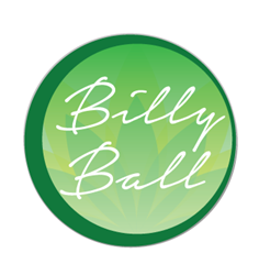 The Billy Ball is a massage invention that people with back problems will be able to find relief in.