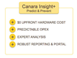 Canara Announces Insight+ for Batteries, the First All-Inclusive Predictive Monitoring Service for Data Centers