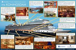 Infographic: Holland America's Brand New Ship, ms Koningsdam