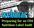 "ESHA Research Announces Webinar on ""Preparing for an FDA Label Audit Using Software"""