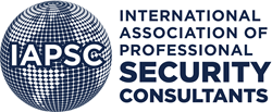 International Association of Professional Security Consultants logo