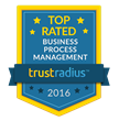 Winshuttle Named 2016 Top Rated Business Process Management Solution by Software Users on TrustRadius
