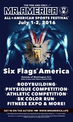 Mr America 2016 All American Sports Festival