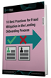 IdentityMind Global Issues 10 Best Practices for Fraud Mitigation in Lending Onboarding Process
