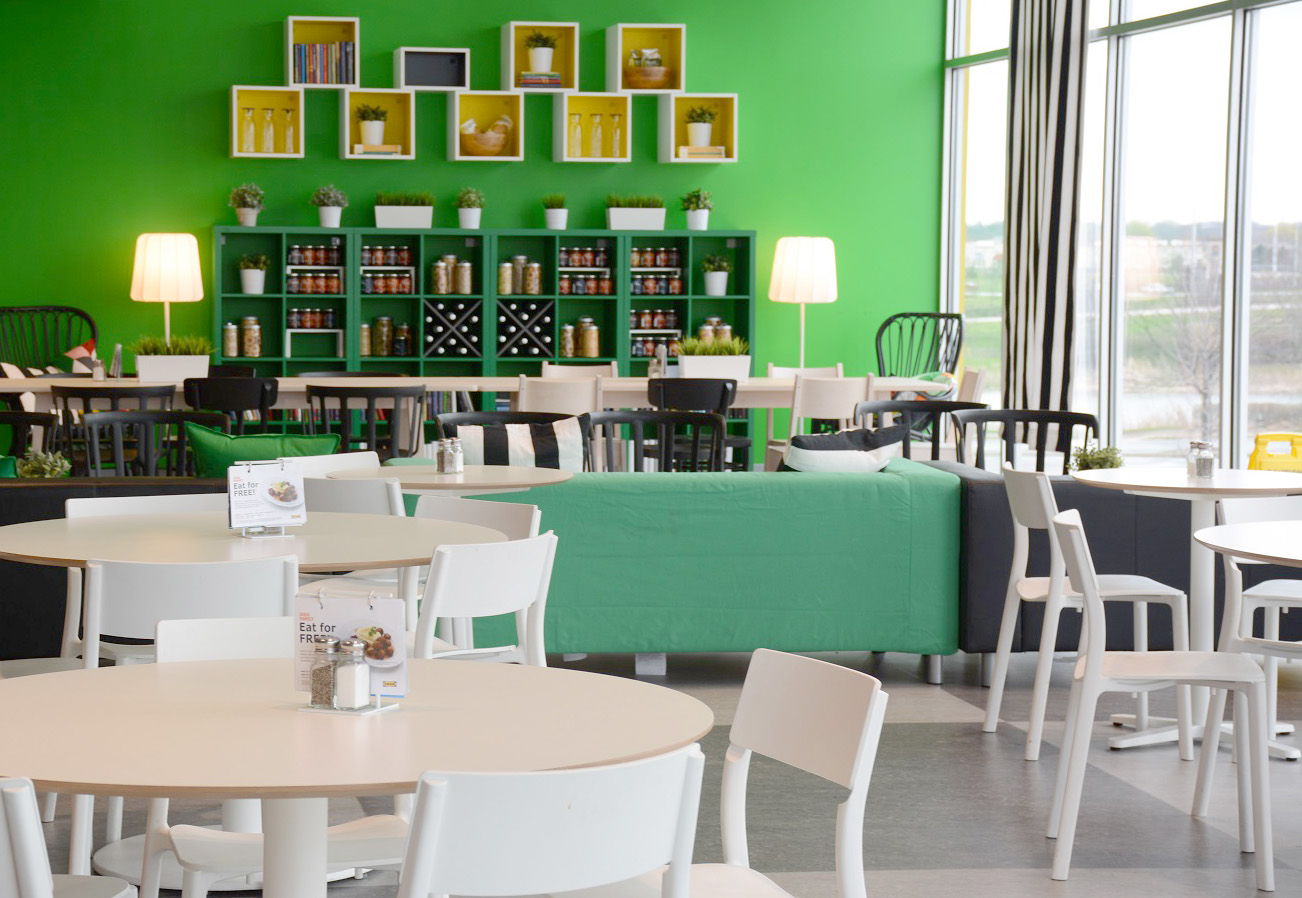 Ikea to celebrate grand re opening of in store restaurants for Ikea conshohocken pennsylvania
