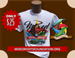 Help Us Celebrate & Show Your Support - Buy Your Mixed Roots 5 Year Anniversary T-Shirt Today!!