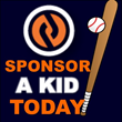 Go to Bat for Kids and Send Them to Their First Baseball Game for Only $25!!