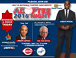 Entertainment Tonight's Kevin Frazier Teams Up w/Mixed Roots Foundation to Throw Out First Pitch to Son Tony Tull at 4th Annual LA Dodgers Adoptee Night - Tues, May 24th