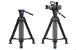 Benro Introduces the BV4 Pro & BV6 Pro Video Tripod Kits