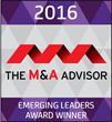 FirePower Capital Emerging Leaders Award Winner