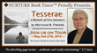 Tesserae, Nurture Book Tour Banner