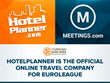 HotelPlanner Becomes Euroleague Basketball's Official Online Travel Accommodation Partner