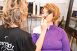 Makeovers at Michigan International Women's Show