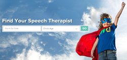 Find a local speech therapist