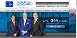 Lesser-Lesser-Landy-&-Smith-PLLC-New-Website-Home-Page