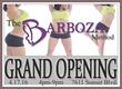 The Barboza Method Studio Launch Invitation