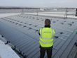 Solar Plants installing SolarEdge's DC optimized inverter solution at Sony UK Technology Centre
