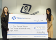 NewVoiceMedia raises over £7000 for Naomi House & Jacksplace