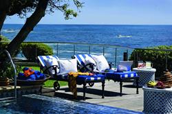 Atlantic Terrace Pool at The Twelve Apostles Hotel and Spa