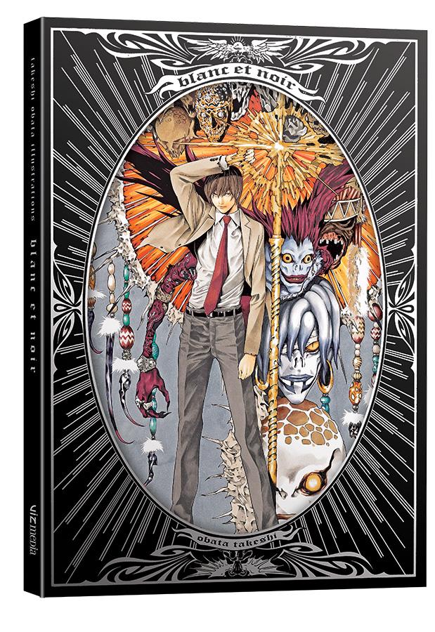 VIZ Media To Release Limited Edition Art Book BLANC ET