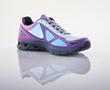 Full-Color, 3D Printed Tennis Shoe
