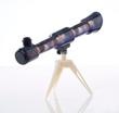 Full-Color, 3D Printed Telescope